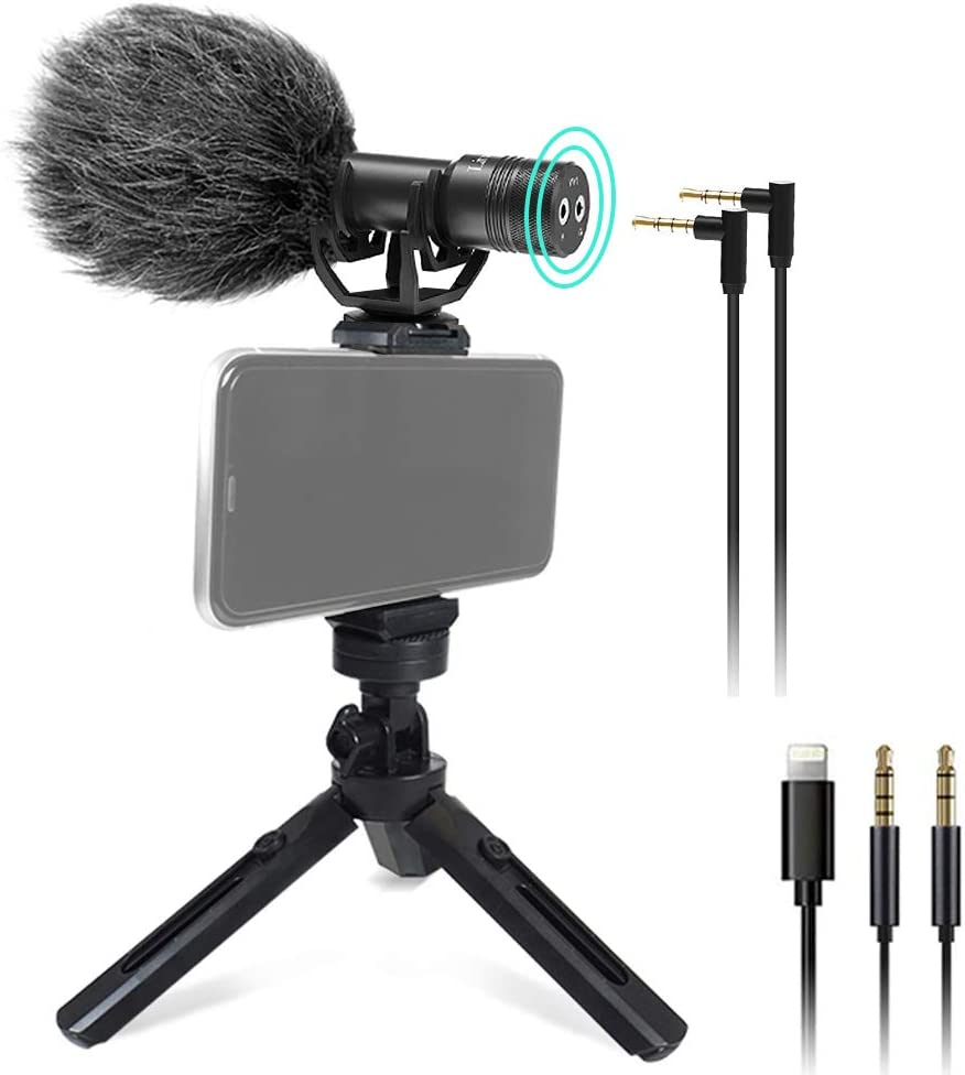 Camera Video Over item handling Bargain sale ☆ Microphone with Monitoring Function Sm Professional