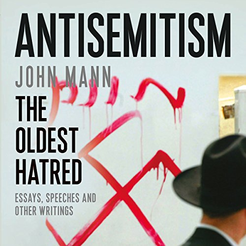 Antisemitism audiobook cover art
