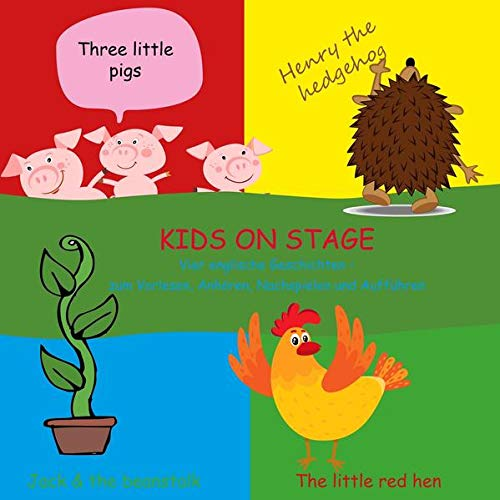 Kids on Stage Titelbild