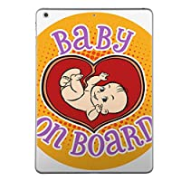 igsticker iPad mini mini2 mini3 共通 スキンシール retina ディスプレイ apple アップル アイパッド ミニ A1432 A1454 A1455 A1489 A1490 A1491 A1599 A1600 タブレット tablet シール ステッカー ケース 保護シール 016229 赤ちゃん マーク