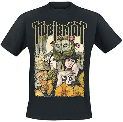 Kvelertak Octopool Männer T-Shirt schwarz M 100% Baumwolle Undefiniert Band-Merch, Bands