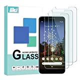 [3-Pack] WRJ for Google Pixel 3a XL Screen Protector,HD Clear...