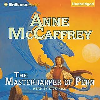 The Masterharper of Pern audiobook cover art