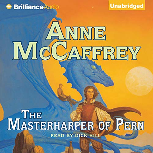 The Masterharper of Pern audiobook cover art