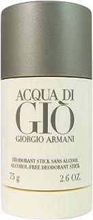 Giorgio Armani Acqua Di Gio Deodorant for Men, 2.6 Ounce