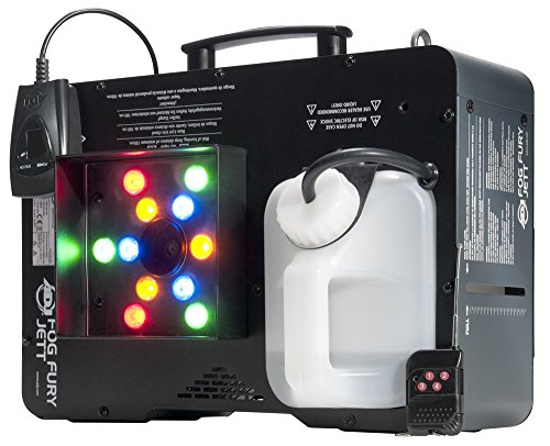 ADJ Products Fog Fury, JETT Stream COLR,12X3W RGB