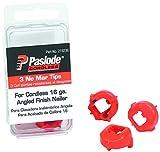 Paslode 219236 16-Gauge Angled Finish Nailer No-Mar Tips
