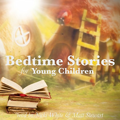 Bedtime Stories for Young Children audiobook cover art