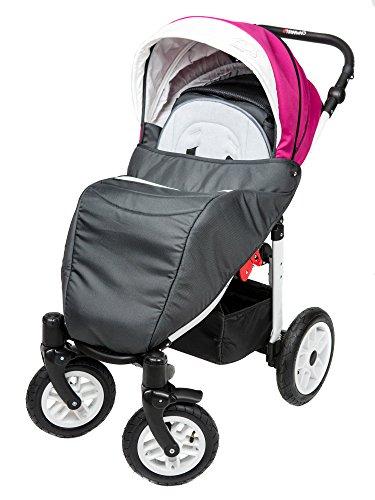'Camarelo EOS Baby Buggy Kinderwagen Sport Sitz Air Räder E08