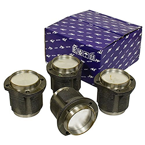 85.5 X 69 Piston & Cylinder Kit, Cast Pistons, 1600cc, Compatible with Dune Buggy