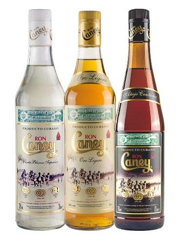 Rum Caney Genießer Set 3 Flaschen