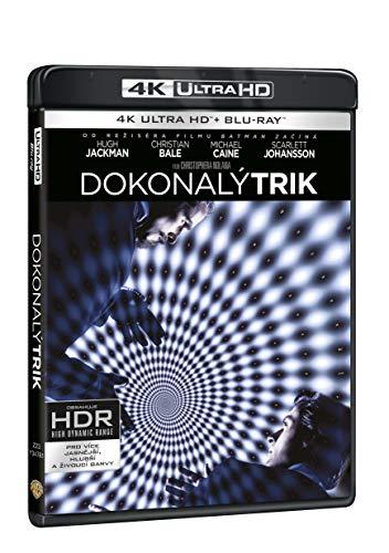Dokonaly trik 3BD (UHD+BD+bonus disk) / The Prestige (czech version)