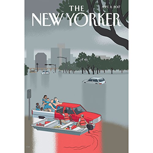 Couverture de The New Yorker, September 11th 2017 (Alexis Okeowo, Rachel Aviv, Vinson Cunningham)
