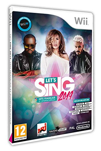 Let's Sing 2019 Hits Wii