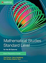 Mathematical Studies Standard Level for the IB Diploma Exam Preparation Guide by Paul Fannon (2014-03-31)
