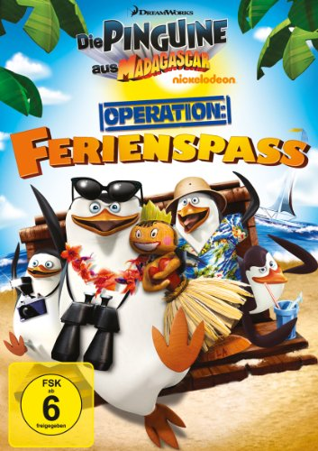 Die Pinguine aus Madagascar: Operation Ferienspaß