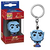 LAST LEVEL-Funko Llavero Pop Aladdin Genie, Color Mulitcolor, Estándar 1