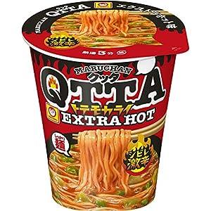 """マルちゃん MARUHAN QTTA Extra HOT味 85g ×12個"""""""