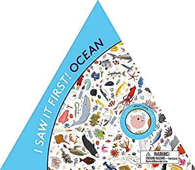 I Saw It First! Ocean: A Family Spotting Game from Laurence King Publishing