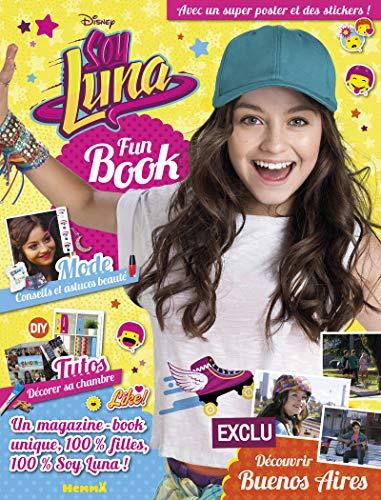 Disney Soy Luna Fun Book