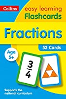 Fractions Flashcards: Ideal for Home Learning (Collins Easy Learning KS1)