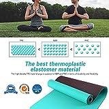 Zoom IMG-1 tomshoo tappetino da yoga tpe