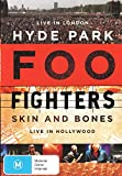 Foo Fighters - Hyde Park/ Skin And Bones [Alemania] [DVD]