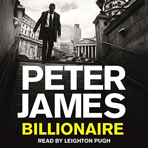Billionaire audiobook cover art