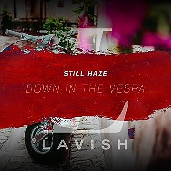 Down in the Vespa