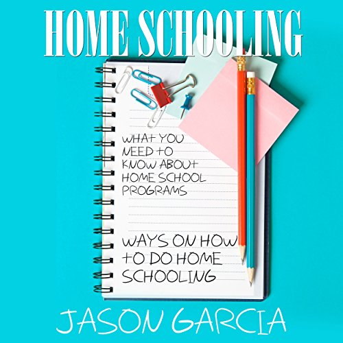Home Schooling audiobook cover art