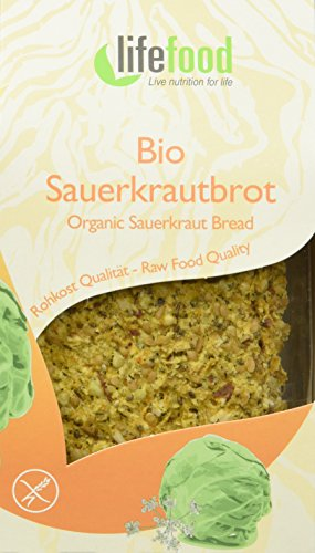 lifefood Sauerkrautbrot, 2er Pack (2 x 90 g)