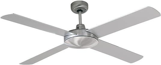 CASA BRUNO Futura I ventilador de techo Ø 132 cm, plata: Amazon.es ...