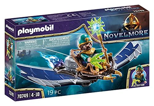 PLAYMOBIL Novelmore 70749 Violet Vale - Magier der Lüfte, Ab 4 Jahren