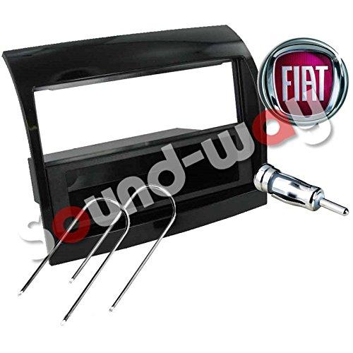Kit de montaje de radio marco embellecedor de radio Citroën Relay Fiat Ducato/Peugeot Boxer 1DIN
