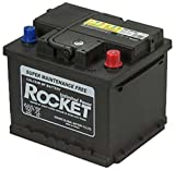 Rocket bat045rkt Starter batteria, 12V 45Ah 420A B3/B4