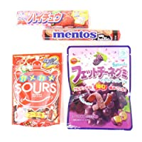 2000円ぽっきり! グミとキャンディの弾力系お菓子セット