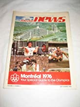 Montgomery Ward Auto Club News V. 3 #3 July/Aug 1976 Montreal 1976 Olympic Games