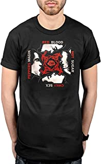 Official Red Hot Chili Peppers Blood Sugar Sex Magic T-Shirt