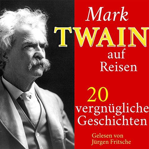 Mark Twain auf Reisen Titelbild