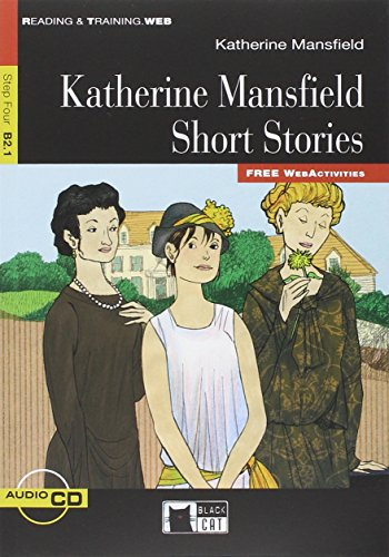 Short stories. Book Con CD [Lingua inglese]: Katherine Mansfield Short Stories + audio CD