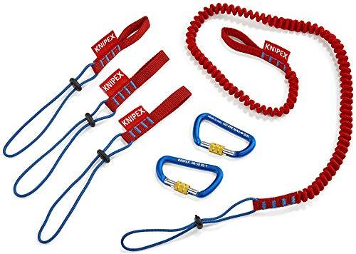 KNIPEX 00 50 04 T BK Kit del Sistema de protección