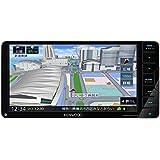 ケンウッド カーナビ 彩速ナビ 7型ワイド MDV-S707W 専用ドラレコ連携 無料地図更新/フルセグ/Bluetooth/Wi-Fi/Android&iPhone対応/DVD/SD/USB/ハイレゾ/VICS/タッチパネル