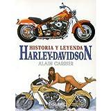 Harley davidson, historia y leyenda (Minilibro)
