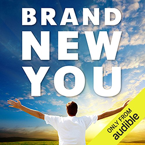 Brand New You audiobook cover art