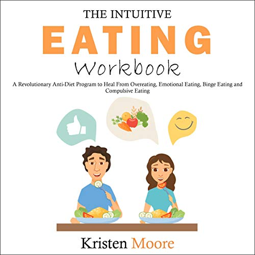 『The Intuitive Eating Workbook』のカバーアート