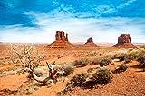 Monument Valley Colorado USA Berge XXL Wandbild Kunstdruck