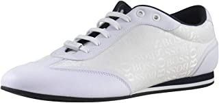 BOSS Hugo Lighter Sneaker Shoes For Men  White - 43 EU