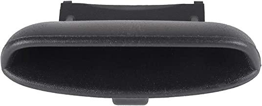 ECCPP Center Console Armrest Latch Lid for 2006-2011 Honda Civic Lid Latch Lock Black