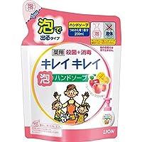 キレイキレイ 薬用泡ハンドソープ フルーツミックスの香り つめかえ用 通常サイズ 200ml ×20個セット