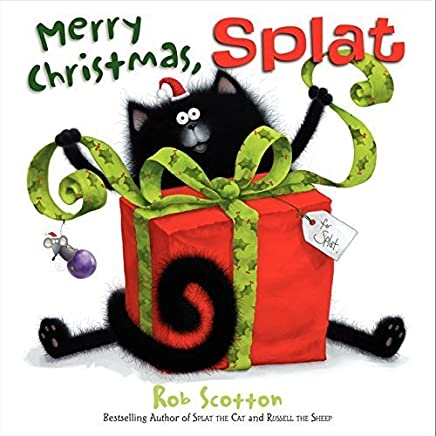 Merry Christmas, Splat (Splat the Cat) by Rob Scotton (2013-09-24)